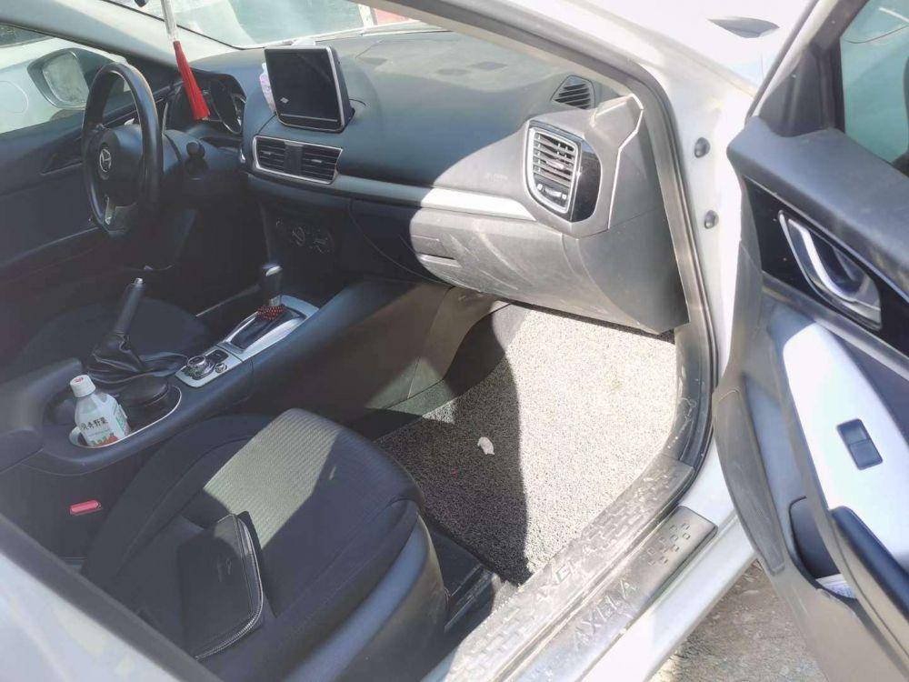 马自达3 昂克赛拉 2017款 马自达3 昂克赛拉 三厢 1.5L 自动舒适型 国VI