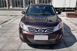 广汽传祺 传祺GS5 2014款 传祺GS5 2.0L 自动两驱超享版抵押车