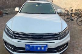 众泰T600 2018款 众泰T600 运动版 1.8T 自动旗舰型抵押车