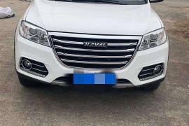 哈弗H6 2020款 哈弗H6 1.5GDIT 自动铂金舒适版抵押车