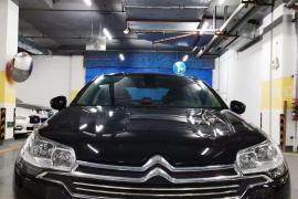 雪铁龙C5 2016款 雪铁龙C5 1.8T 自动尊享型抵押车
