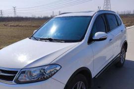 奇瑞 瑞虎5 2015款 瑞虎5 2.0L CVT家尊版抵押车