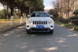 Jeep 大切诺基(进口) 2014款 大切诺基(进口) 3.0L 旗舰尊悦版抵押车