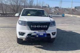 黄海N1 2019款 黄海N1 2.8T两驱柴油超值版JE493ZLQ5D抵押车