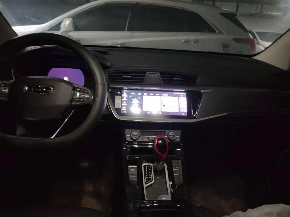 吉利帝豪 帝豪GS 2020款 帝豪GS 1.4T CVT雅