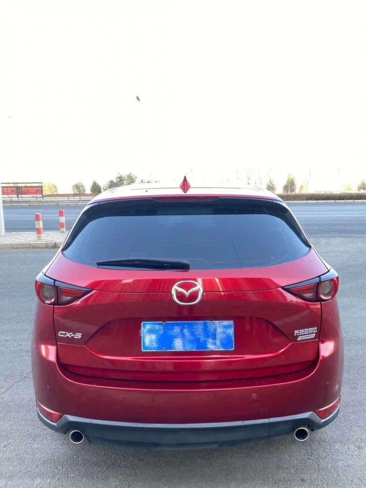 马自达CX-5 2017款 马自达CX-5 2.0L 自动两驱智享型 国V