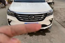 广汽传祺 传祺GA4 2018款 传祺GA4 150N 自动豪华版抵押车
