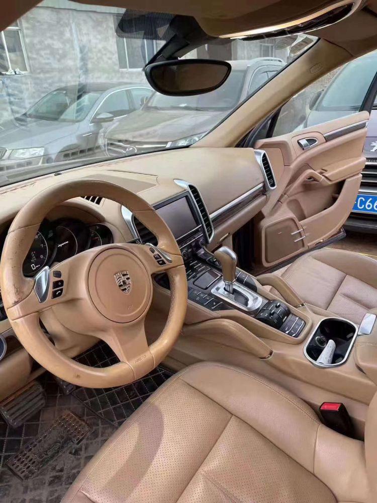 保时捷Cayenne(进口) 2013款 保时捷Cayenne(进口) 3.0L 手自一体 美规版