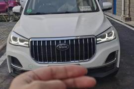 SWM斯威G05 2019款 SWM斯威G05 1.5T 自动豪华型抵押车