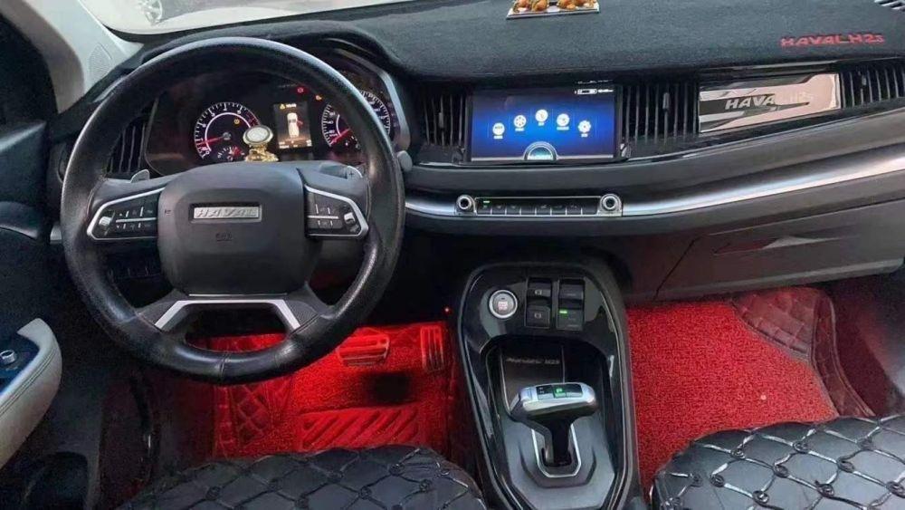 哈弗H2 2017款 哈弗H2 红标 1.5T 自动 两驱 精英型
