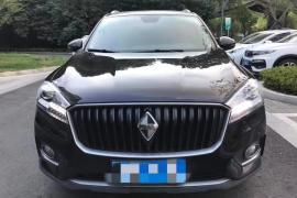 宝沃BX7 2016款 宝沃BX7 28T 四驱精英版 5座抵押车