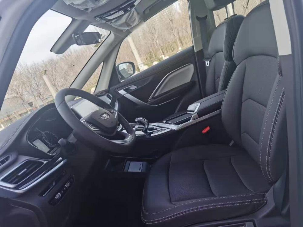吉利 嘉际 2021款 嘉际 1.8TD DCT舒适型