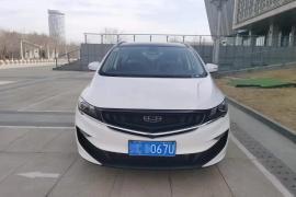 吉利 嘉际 2021款 嘉际 1.8TD DCT舒适型抵押车