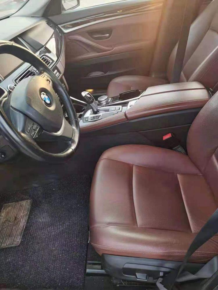 宝马5系 2017款 宝马5系 528Li 领先型