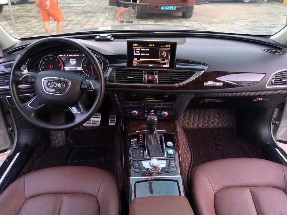 奥迪A6L 2017款 奥迪A6L 45 TFSI quattro 运动型