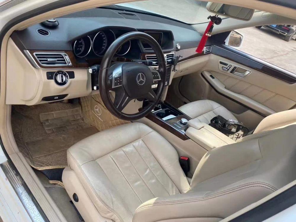 奔驰E级 2014款 奔驰E级 E260L 运动型