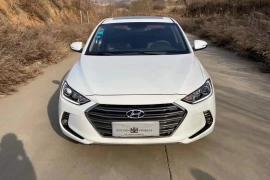 现代 领动 2018款 领动 1.6L 自动15周年特别版抵押车