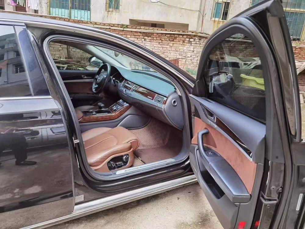 奥迪A8L(进口) 2017款 奥迪A8L(进口) 45 TFSI quattro舒适型
