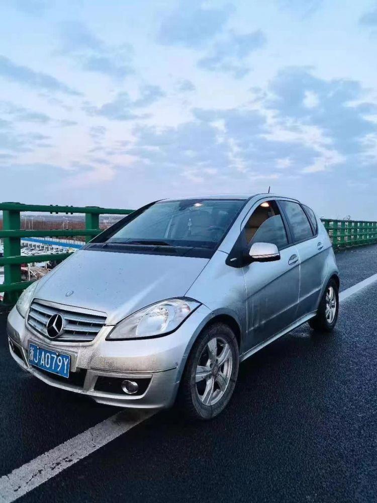 奔驰A级(进口) 2011款 奔驰A级(进口) A160