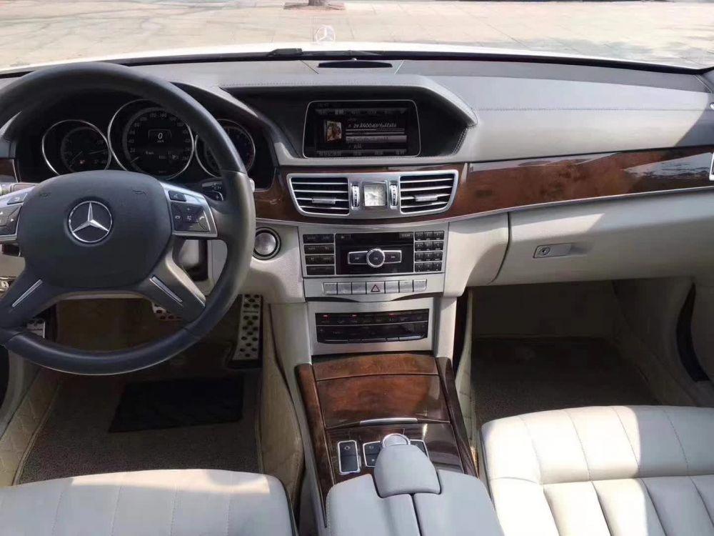 奔驰E级 2015款 奔驰E级 E320L 运动型