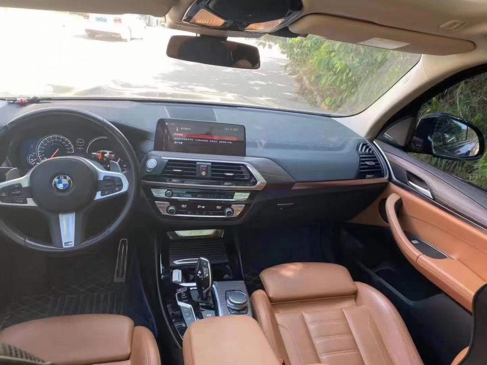 宝马X3(进口) 2019款 宝马X3(进口) xDrive30i 标准型 欧版