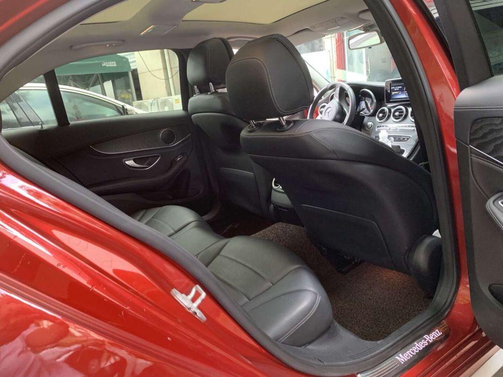 奔驰C级 2015款 奔驰C级 C200L 运动型
