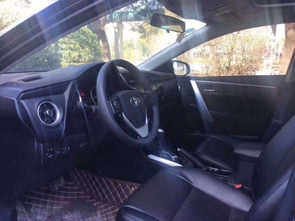 丰田 卡罗拉 2019款 卡罗拉 1.2T S-CVT GL-i 精英版
