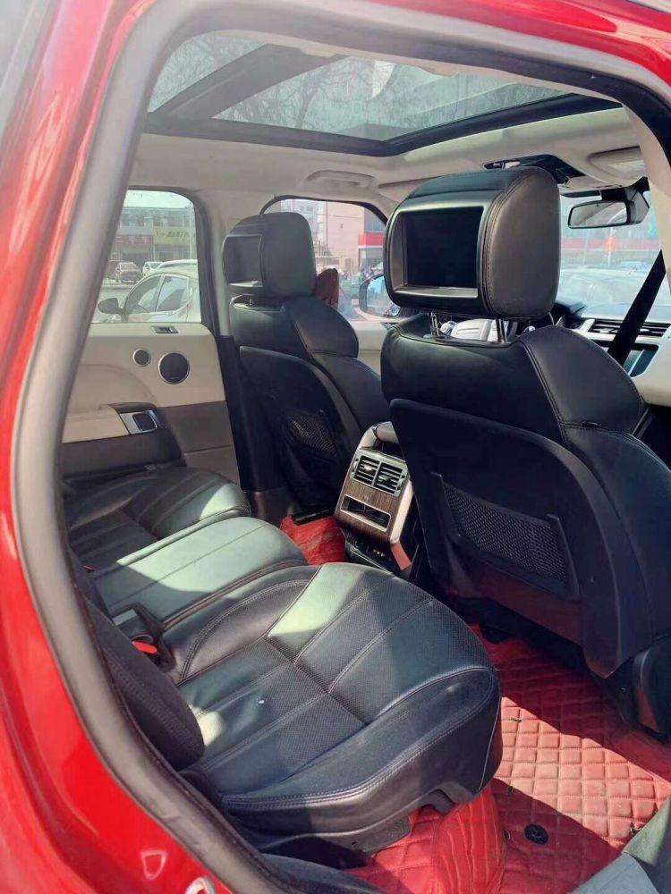 路虎 揽胜运动版(进口) 2014款 揽胜运动版(进口) 3.0 V6 SC 汽油版 HSE