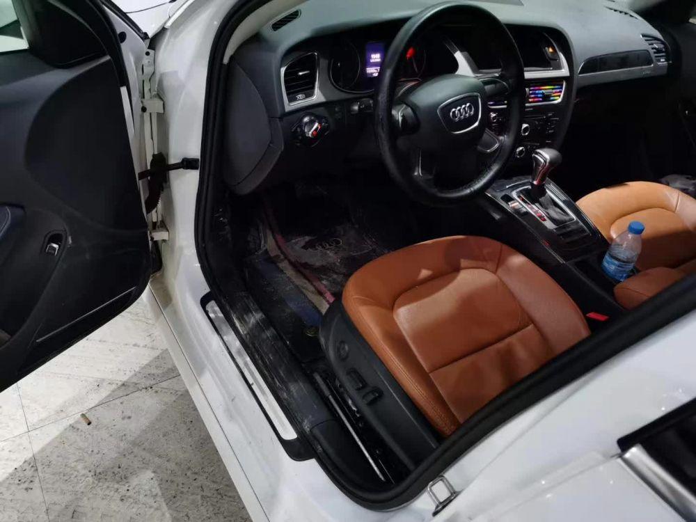 奥迪A4L 2013款 奥迪A4L 40 TFSI quattro运动型