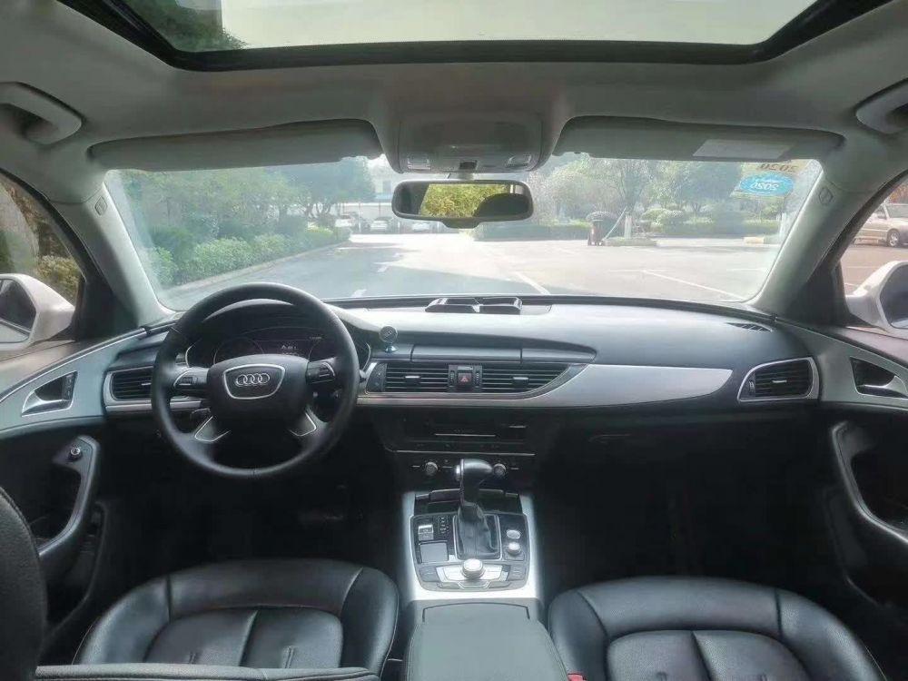 奥迪A6L 2012款 奥迪A6L TFSI 舒适型