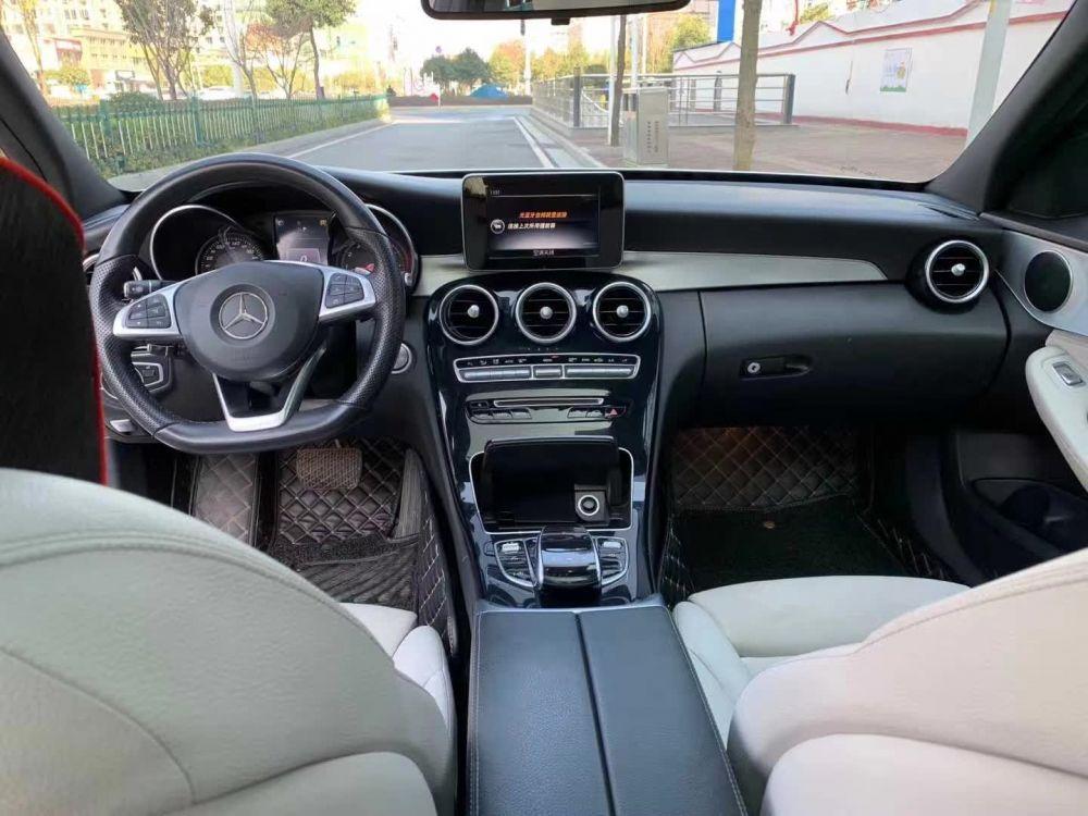 奔驰C级 2018款 奔驰C级 C 200 L 运动版