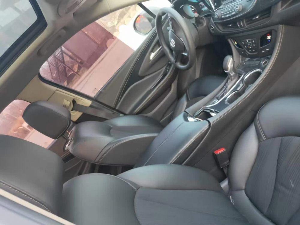 别克 昂科威 2017款 昂科威 20T 两驱豪华型