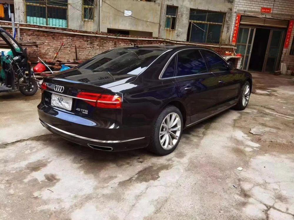 奥迪A8L(进口) 2017款 奥迪A8L(进口) 45 TFSI quattro领先精英版