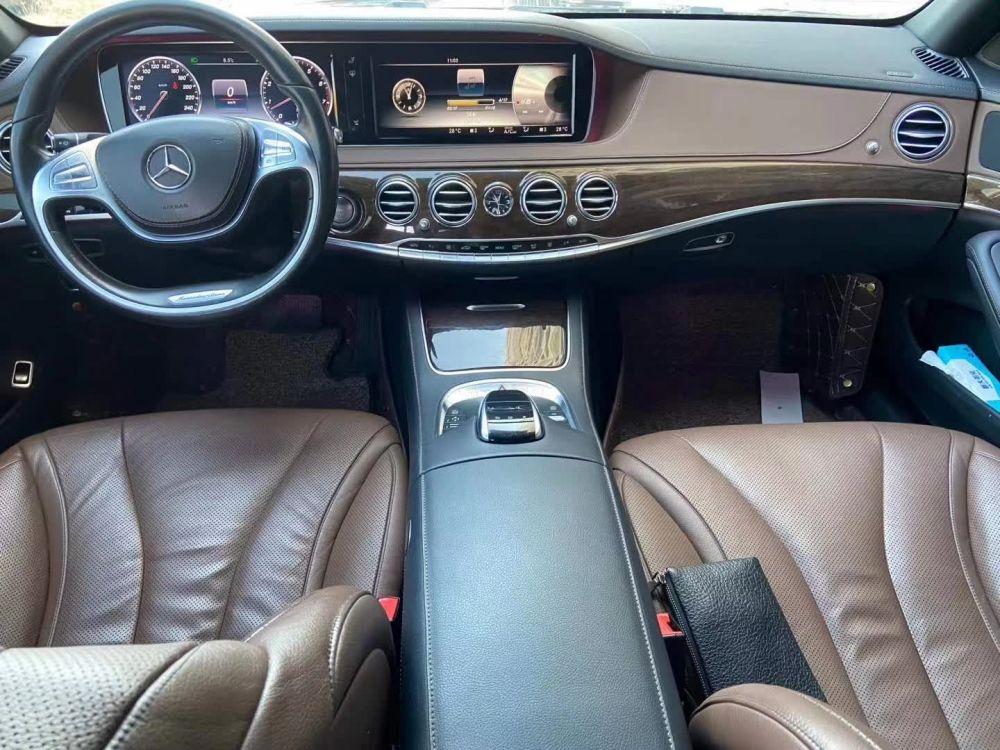 奔驰S级(进口) 2016款 奔驰S级(进口) S320L 豪华型