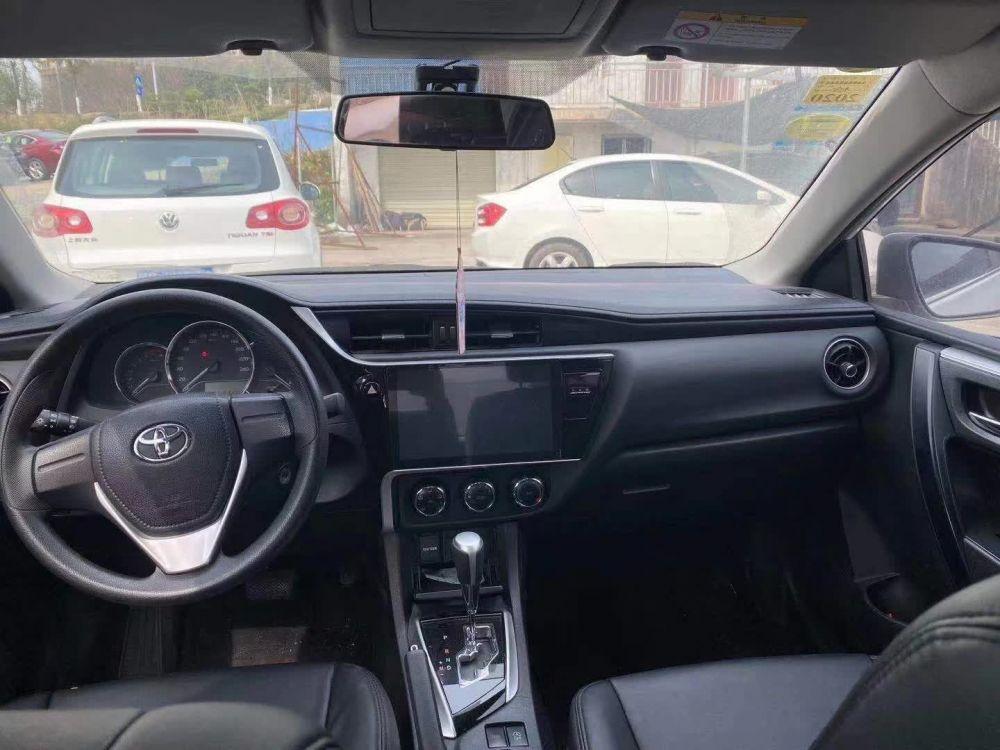丰田 卡罗拉 2018款 卡罗拉 1.2T S-CVT GL 智享版