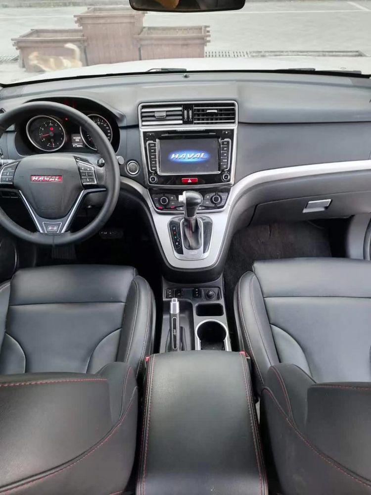 哈弗H6 2015款 哈弗H6 运动版 1.5T 自动 两驱 豪华型