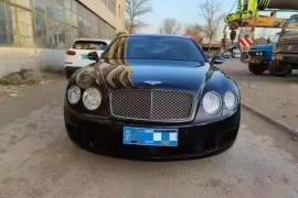 宾利 飞驰(进口) 2013款 飞驰(进口) 6.0T W12 尊贵版抵押车