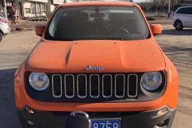 Jeep 自由侠 2019款 自由侠 220T 自动精英版抵押车