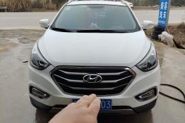 北京现代ix35 2018款 北京现代ix35 2.0L 自动两驱智勇·畅联版抵押车