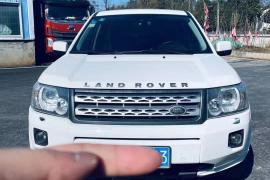 路虎 神行者2代(进口) 2012款 神行者2代(进口) 2.2T SD4 S柴油版抵押车
