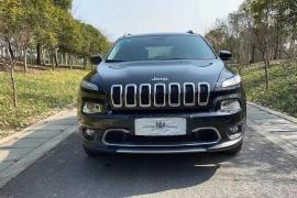 Jeep 自由光 2017款 自由光 2.4L 优越版抵押车