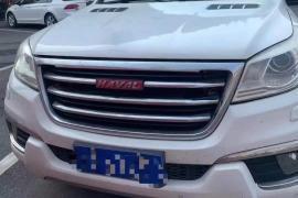 哈弗H9 2015款 哈弗H9 2.0T 豪华型 7座抵押车
