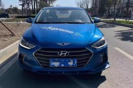 现代 领动 2016款 领动 1.6L 自动智炫·豪华型抵押车