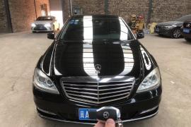 奔驰奔驰 奔驰S级(进口) 2012款 奔驰S级(进口) S300L 商务型 Grand Edition抵押车