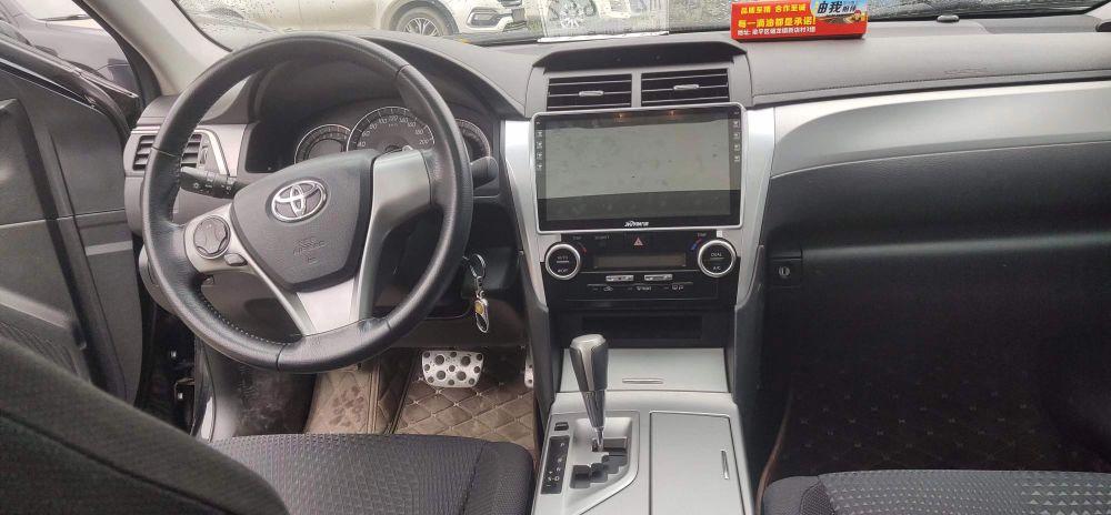 丰田 凯美瑞 2014款 凯美瑞 2.0G 舒适星耀版