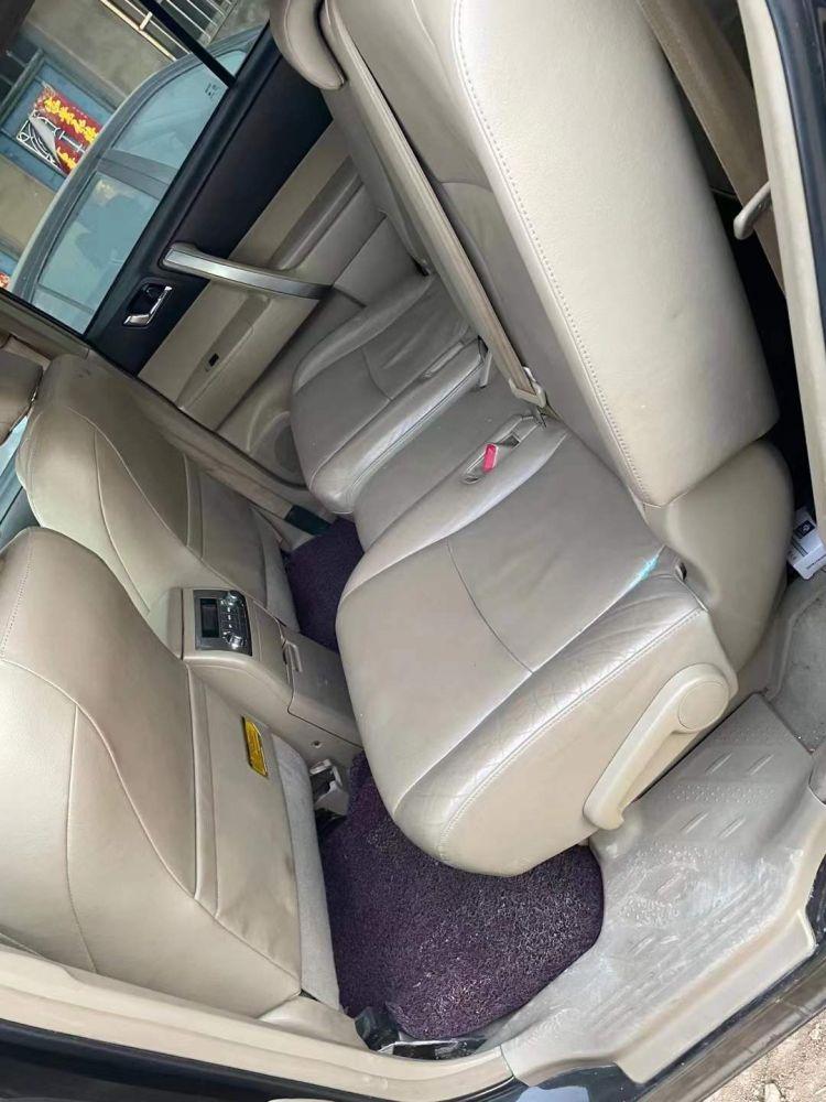 丰田 汉兰达 2013款 汉兰达 2.7L 自动 紫金版 7座 两驱