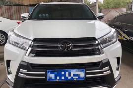 丰田 汉兰达 2018款 汉兰达 2.0T 四驱精英版 7座 国VI抵押车