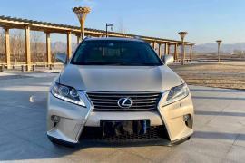 雷克萨斯RX(进口) 2014款 雷克萨斯RX(进口) 270 特别限量版 抵押车
