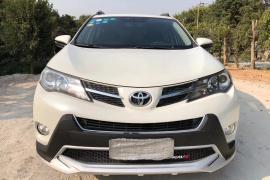 丰田 RAV4荣放 2015款 RAV4荣放 2.0L CVT四驱风尚版抵押车