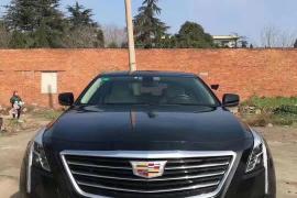 凯迪拉克CT6 2017款 凯迪拉克CT6 28T 豪华型抵押车
